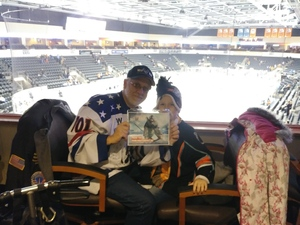 Michael W. attended Kansas City Mavericks vs. Tulsa Oilers - ECHL on Nov 30th 2018 via VetTix