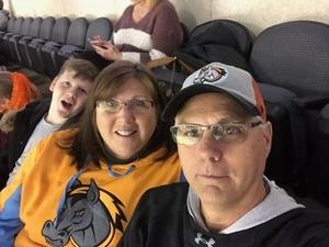 Doug attended Kansas City Mavericks vs. Tulsa Oilers - ECHL on Nov 30th 2018 via VetTix