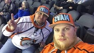 Eric attended Kansas City Mavericks vs. Tulsa Oilers - ECHL on Nov 30th 2018 via VetTix