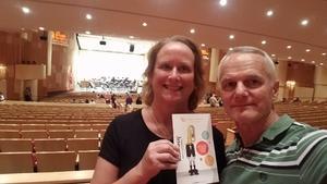 Dale attended Phoenix Symphony Presents Elgar's Enigma Variations - Saturday on Nov 3rd 2018 via VetTix