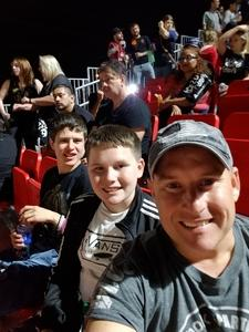 Richard attended Phoenix Rising vs Swope Park Rangers - USL Western Semifinals on Oct 26th 2018 via VetTix