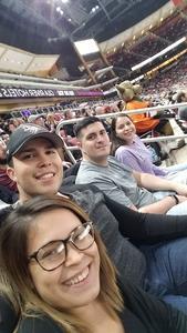 joshua attended Arizona Coyotes vs. Ottawa Senators - NHL on Oct 30th 2018 via VetTix