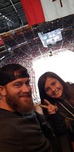 Adam attended Arizona Coyotes vs. Ottawa Senators - NHL on Oct 30th 2018 via VetTix