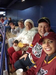 Jennifer attended Chicago Wolves vs. Rockford Icehogs - AHL - Military Appreciation Weekend - Special Instructions * See Notes on Nov 10th 2018 via VetTix