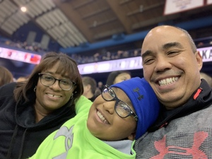 Justin attended Chicago Wolves vs. Rockford Icehogs - AHL - Military Appreciation Weekend - Special Instructions * See Notes on Nov 10th 2018 via VetTix