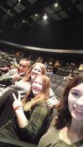 Joseph attended Rock of Ages - Matinee on Nov 24th 2018 via VetTix