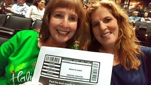 Mandy attended Rock of Ages - Matinee on Nov 24th 2018 via VetTix