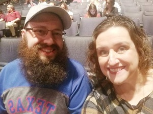 Cory attended Rock of Ages - Matinee on Nov 24th 2018 via VetTix