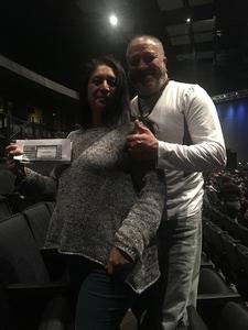 Caleb attended Rock of Ages - Matinee on Nov 24th 2018 via VetTix