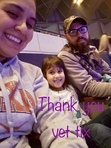 Beatrice attended Disney on Ice: Worlds of Enchantment - Special Instructions & Information * See Notes Before Claiming! on Nov 9th 2018 via VetTix