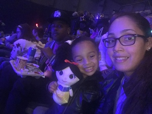 Simon attended Disney on Ice: Worlds of Enchantment - Special Instructions & Information * See Notes Before Claiming! on Nov 9th 2018 via VetTix