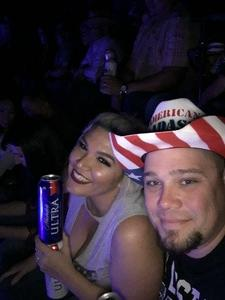 gary attended Cole Swindell and Dustin Lynch: Reason to Drink Another Tour on Nov 2nd 2018 via VetTix
