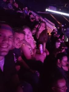 Eric attended Cole Swindell and Dustin Lynch: Reason to Drink Another Tour on Nov 2nd 2018 via VetTix