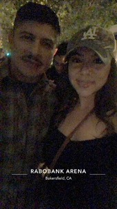 Jose attended Cole Swindell and Dustin Lynch: Reason to Drink Another Tour on Nov 2nd 2018 via VetTix