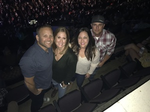 Esteban attended Cole Swindell and Dustin Lynch: Reason to Drink Another Tour on Nov 2nd 2018 via VetTix
