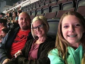 Chris B attended Cole Swindell and Dustin Lynch: Reason to Drink Another Tour on Nov 2nd 2018 via VetTix