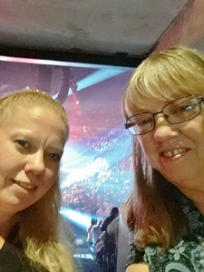 Valorie attended Cole Swindell and Dustin Lynch: Reason to Drink Another Tour on Nov 2nd 2018 via VetTix