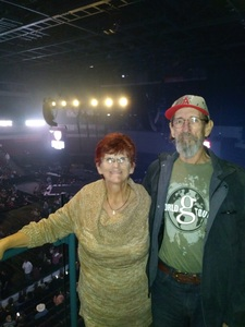 Douglas attended Cole Swindell and Dustin Lynch: Reason to Drink Another Tour on Nov 2nd 2018 via VetTix