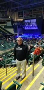 JERRY attended Chris Young: Losing Sleep World Tour 2018 - Country on Nov 3rd 2018 via VetTix