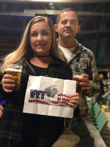 Kevin attended Chris Young: Losing Sleep World Tour 2018 - Country on Nov 3rd 2018 via VetTix