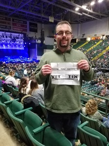Joseph attended Chris Young: Losing Sleep World Tour 2018 - Country on Nov 3rd 2018 via VetTix