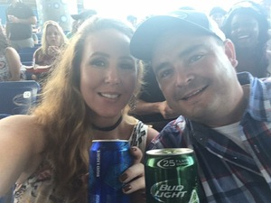 Ernie attended Chris Young: Losing Sleep World Tour 2018 - Country on Nov 3rd 2018 via VetTix