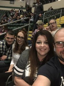 leaha attended Chris Young: Losing Sleep World Tour 2018 - Country on Nov 3rd 2018 via VetTix