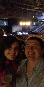 Leigh attended Chris Young: Losing Sleep World Tour 2018 - Country on Nov 3rd 2018 via VetTix