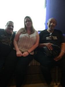 Marvin attended Super Diamond - the Neil Diamond Tribute - *see Notes on Nov 10th 2018 via VetTix