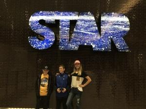 Blake attended Ed Sheeran - 2018 North American Stadium Tour - Pop on Oct 27th 2018 via VetTix