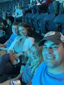Cody attended Ed Sheeran - 2018 North American Stadium Tour - Pop on Oct 27th 2018 via VetTix