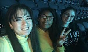 Mitchell attended Ed Sheeran - 2018 North American Stadium Tour - Pop on Oct 27th 2018 via VetTix