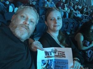 Brian attended Ed Sheeran - 2018 North American Stadium Tour - Pop on Oct 27th 2018 via VetTix
