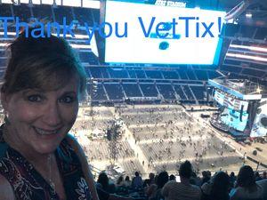 Valerie attended Ed Sheeran - 2018 North American Stadium Tour - Pop on Oct 27th 2018 via VetTix
