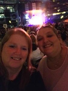 Michelle attended Ed Sheeran - 2018 North American Stadium Tour - Pop on Oct 27th 2018 via VetTix