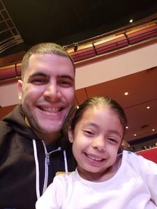 Jesse attended Sesame Street Live! Make Your Magic - Early Performance on Oct 28th 2018 via VetTix