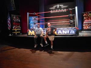 David attended Micromania - Micro Athletes and Wrestling on Nov 3rd 2018 via VetTix