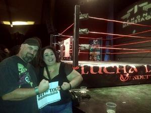 Jason attended Micromania - Micro Athletes and Wrestling on Nov 3rd 2018 via VetTix