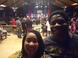 Marcus attended Micromania - Micro Athletes and Wrestling on Nov 3rd 2018 via VetTix