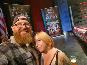 Shelly attended Micromania - Micro Athletes and Wrestling on Nov 3rd 2018 via VetTix