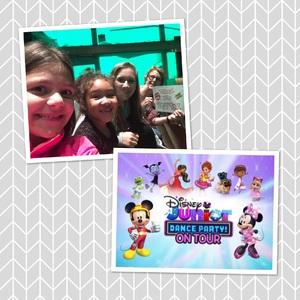 Larry attended Disney Junior Dance Party Tour on Nov 7th 2018 via VetTix