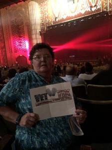 Patricia attended Maxwell - R&b on Nov 8th 2018 via VetTix