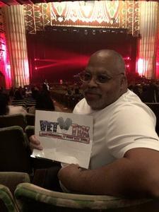Kevin attended Maxwell - R&b on Nov 8th 2018 via VetTix