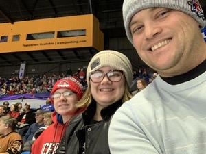 Jason attended Rockford Icehogs vs. Iowa Wild - AHL on Jan 6th 2019 via VetTix
