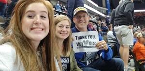 Chris attended Jacksonville Icemen vs. Newfoundland Growlers - ECHL on Nov 21st 2018 via VetTix