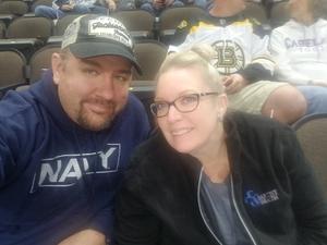 Mark attended Jacksonville Icemen vs. Newfoundland Growlers - ECHL on Nov 21st 2018 via VetTix