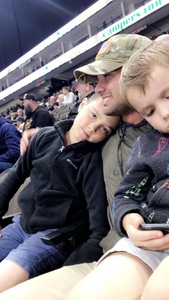 Ashley attended Jacksonville Icemen vs. Newfoundland Growlers - ECHL on Nov 21st 2018 via VetTix