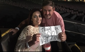 Anthony attended Keith Urban: Graffiti U World Tour - Country on Nov 2nd 2018 via VetTix