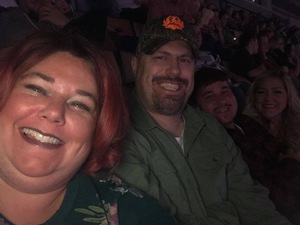 Kenneth attended Keith Urban: Graffiti U World Tour - Country on Nov 2nd 2018 via VetTix