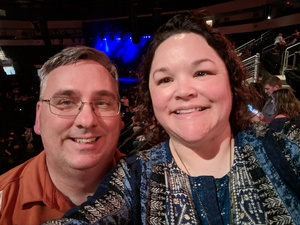 David attended Rick Springfield Presents Best in Show 2018 With Loverboy, Greg Kihn, & Tommy Tutone, Welcomed by 103. 5 Bobfm on Nov 2nd 2018 via VetTix